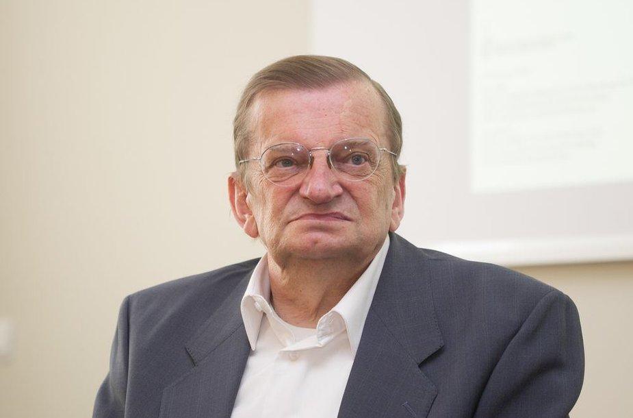 Vytauto Kasiulio sūnus Vytautas Kasiulis