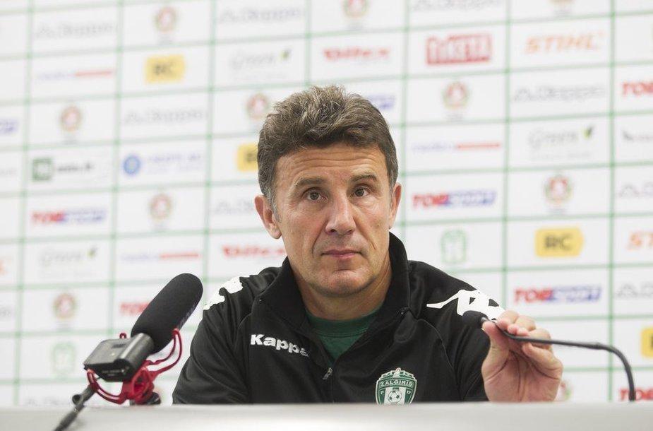 Treneris Marekas Zubas