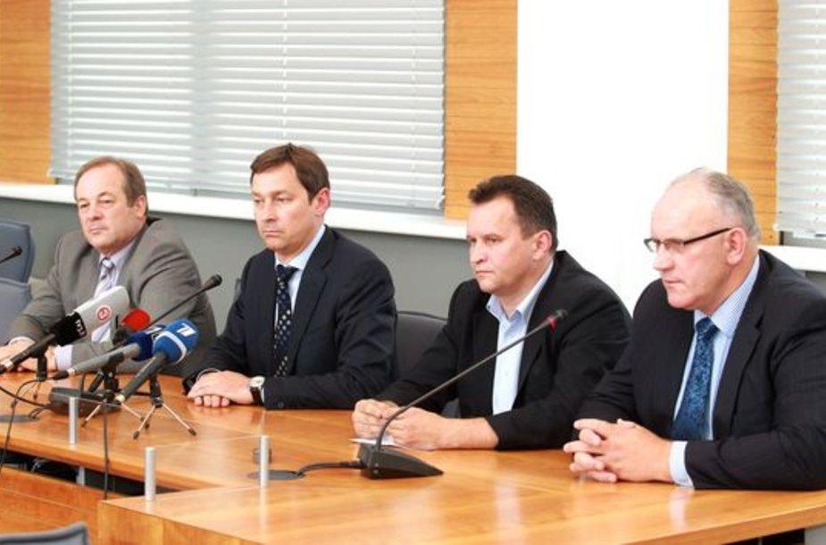 Prie gana trapios buvusios Vilniaus miesto valdančios koalicijos prisidėjo Lenkų rinkimų akcija.