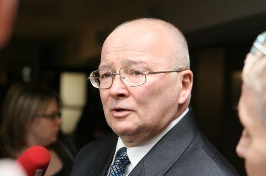 VRK pirmininkas Zenonas Vaigauskas
