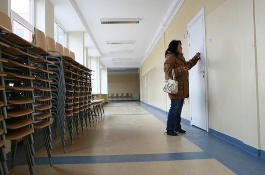 Po renovacijos uostamiesčio mokyklos tampa ne tik jaukesnės ir gražesnės, bet ir šiltesnės.