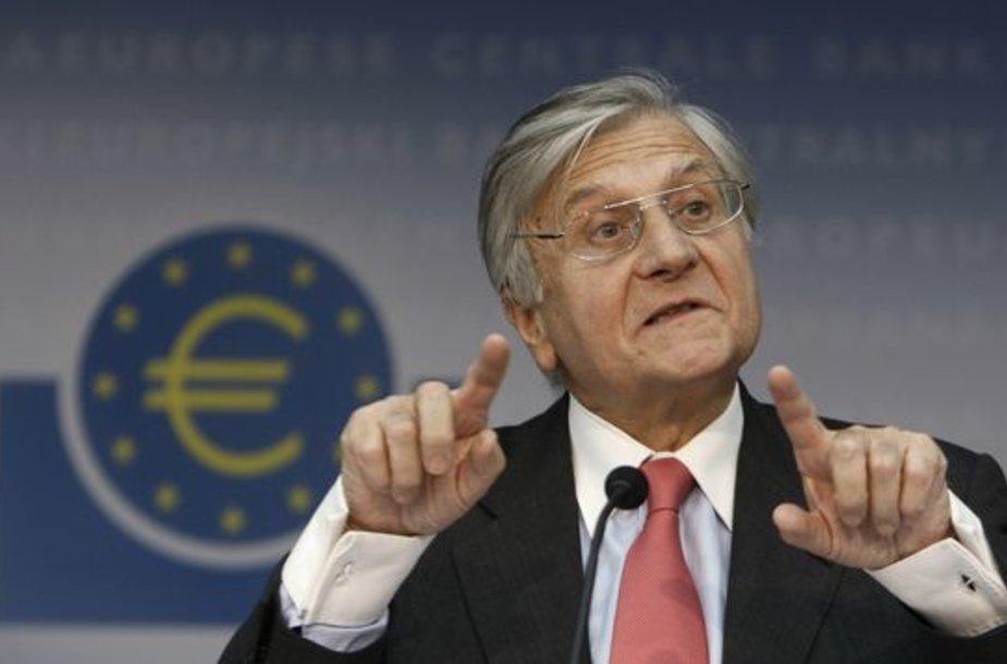 Jeanas Claude'as Trichet