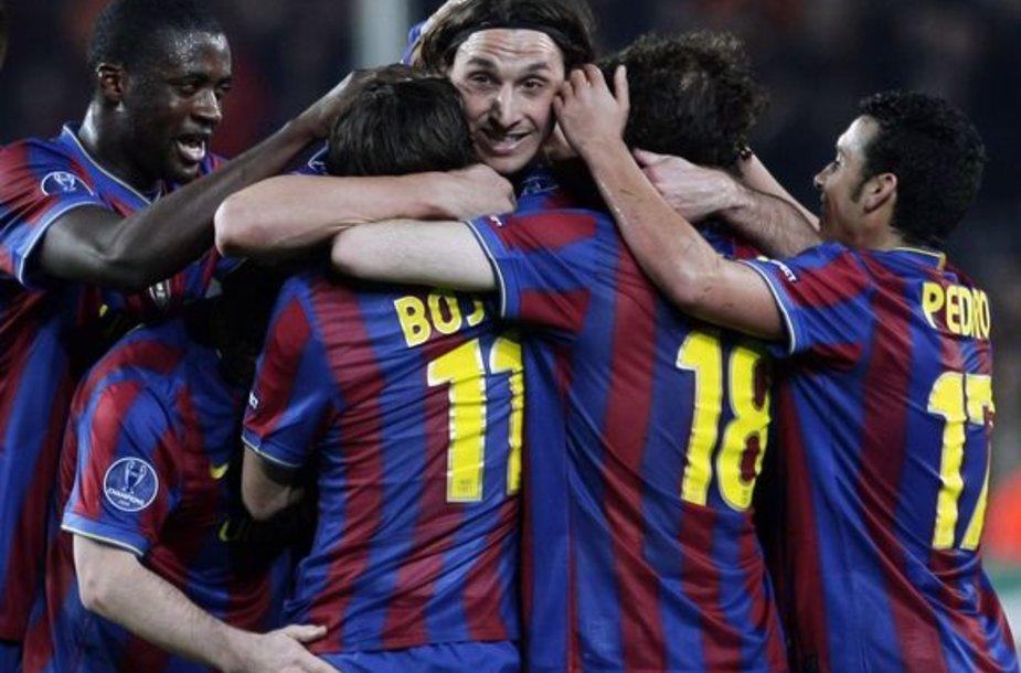 """Barcelona"" triumfas"