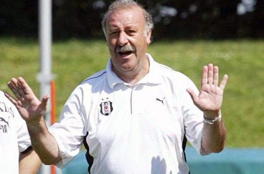 Vincente Del Bosque