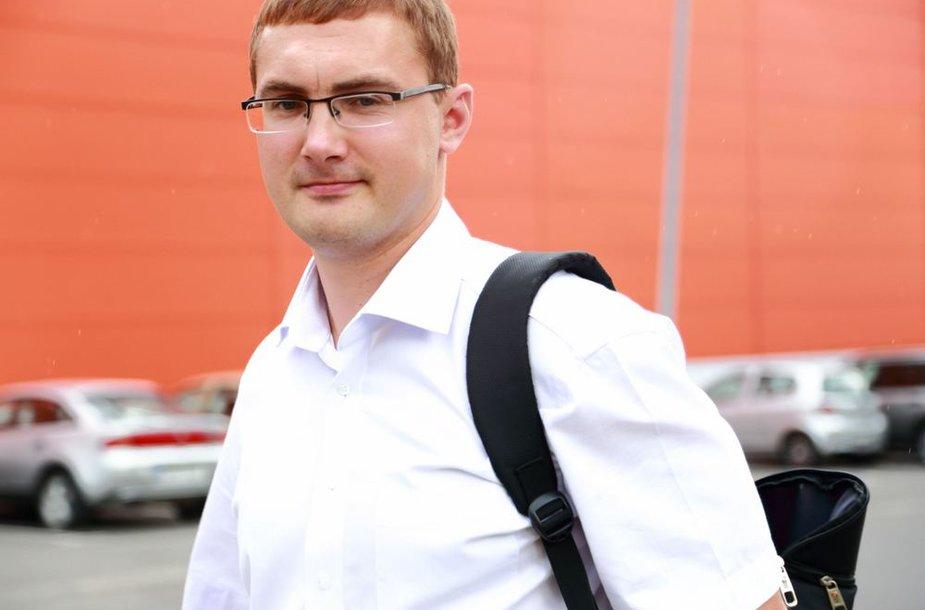 Teisėjas Darius Kurpavičius