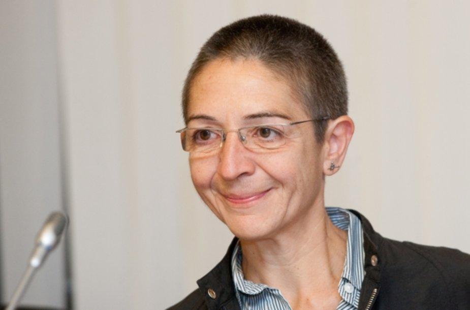 EK Ekonomikos ir finansų generalinio direktorato direktorė Elena Flores