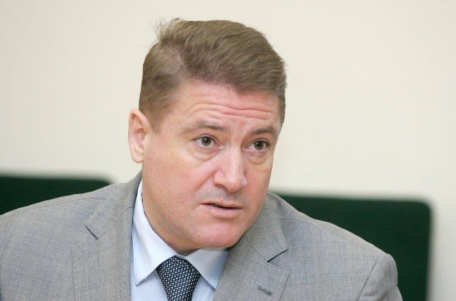 Kaliningrado srities gubernatorius G.Boosas