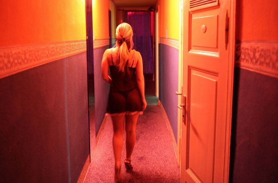 Prostititės Ukrainoje