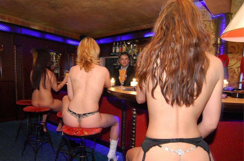 Prostitutės Vokietijoje