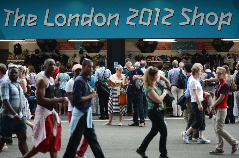 Olimpinių žaidynių žiūrovai
