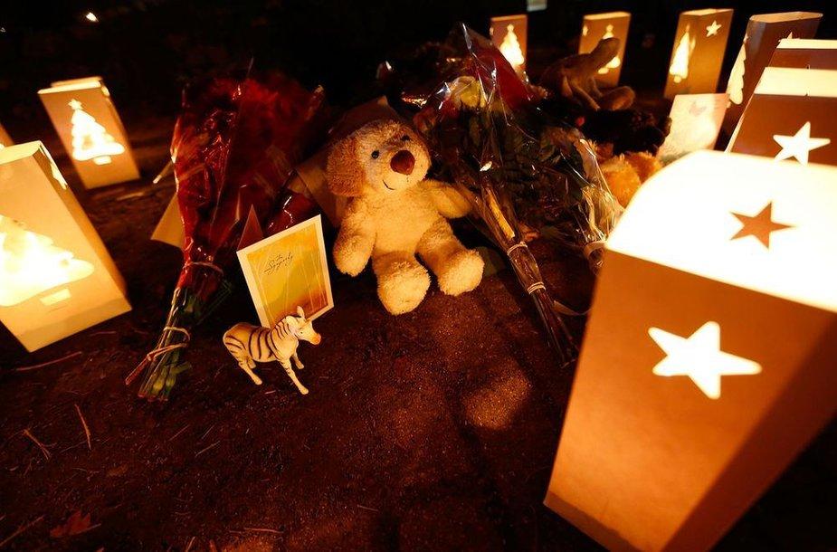 Nužudytų vaikų atminimui