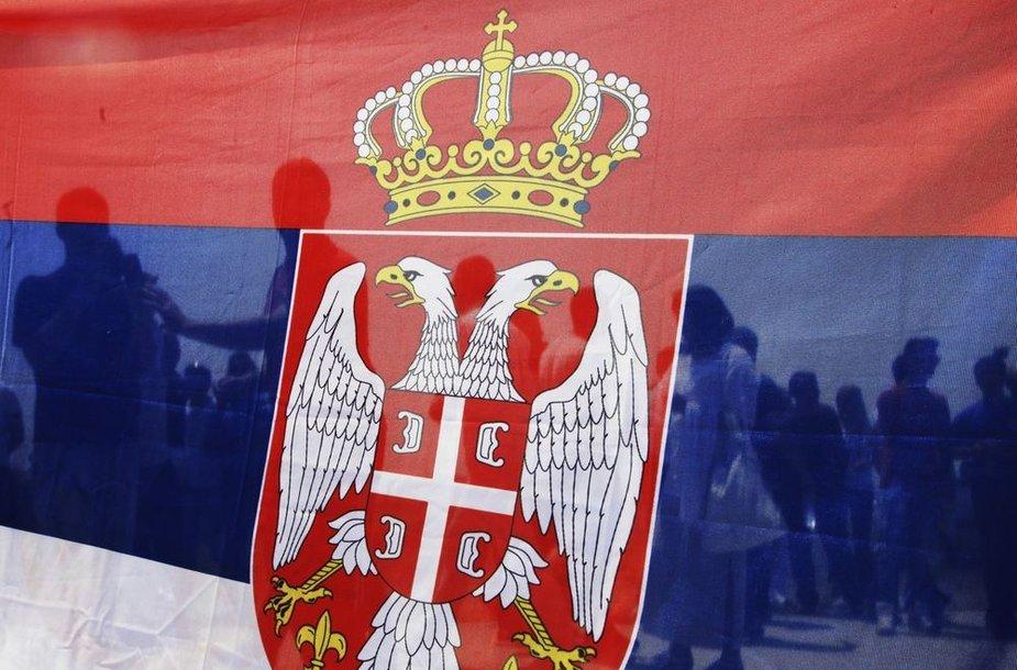 Serbai mini tragišką viduramžių Kosovo mūšį