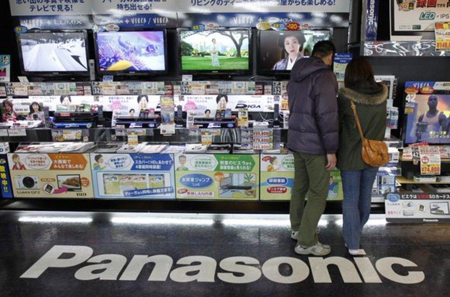 """Panasonic"" veikla"