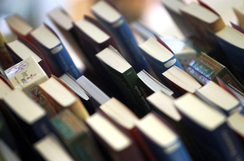 Knygų mugėje
