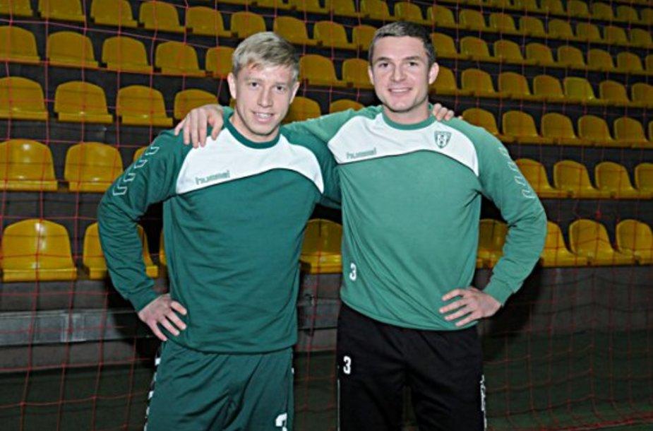 Robertas ir Georgas Freidgeimas