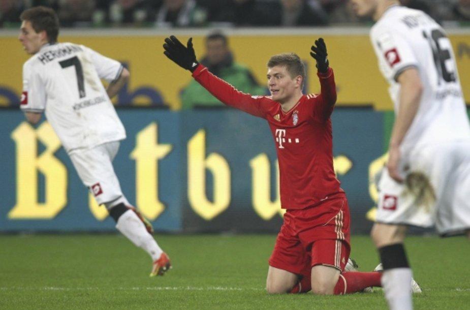 """""""Bayern"""" nusivylimas."""
