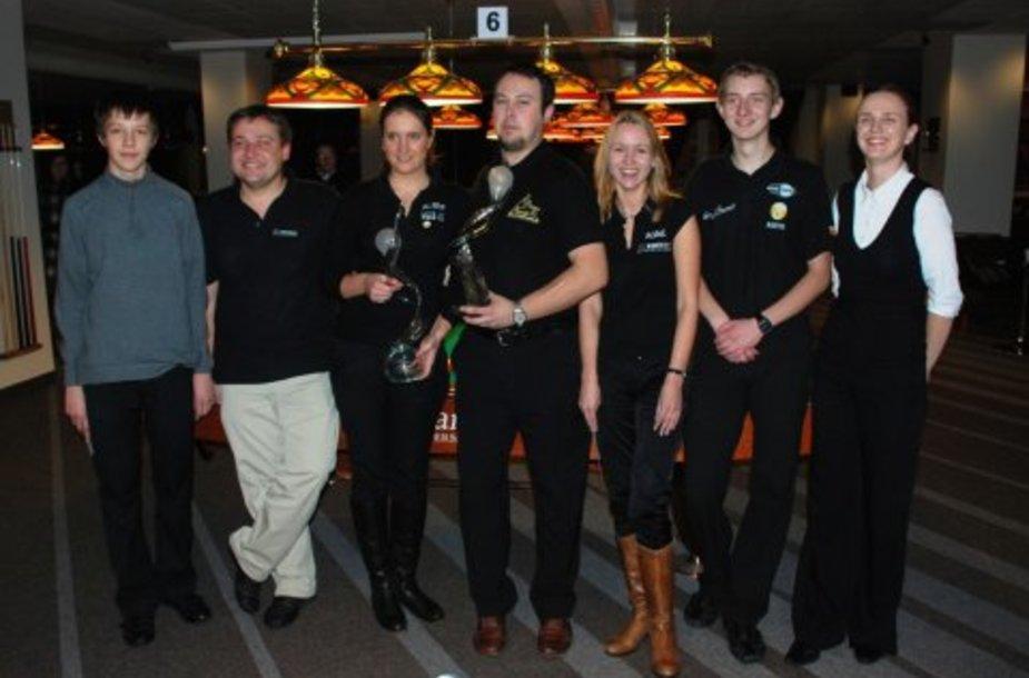 2009 metų FUKSO taurės nugaletojai