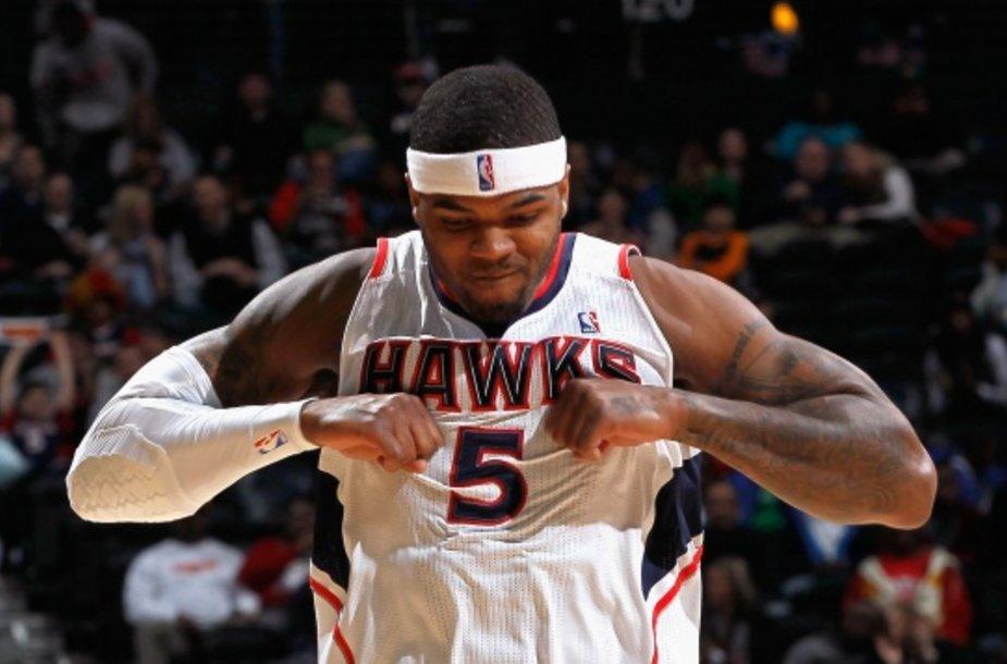 """""""Hawks"""" pergalė."""