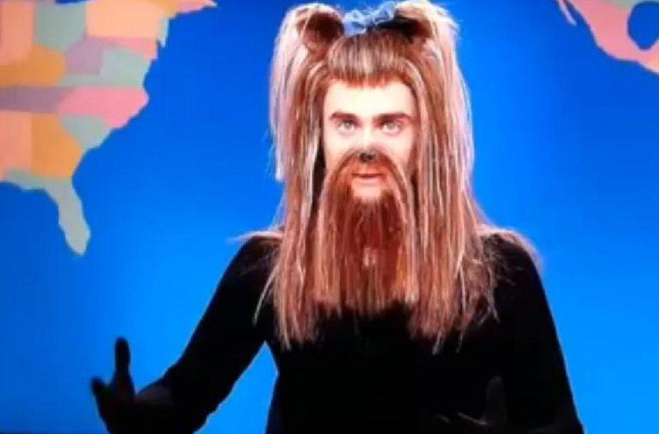 Danielis Radcliffe'as vaidina šunį