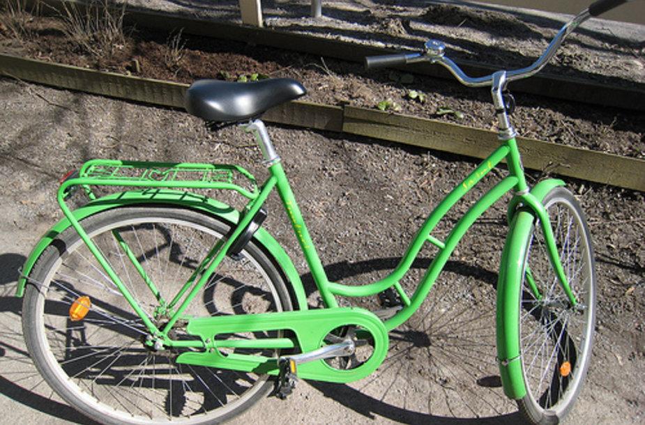 Meras dar nenusprendė kokios spalvos turėtų būti nuomojami dviračiai