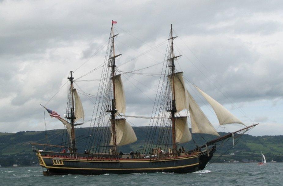 "Apvogtas laivas ""Bounty"""