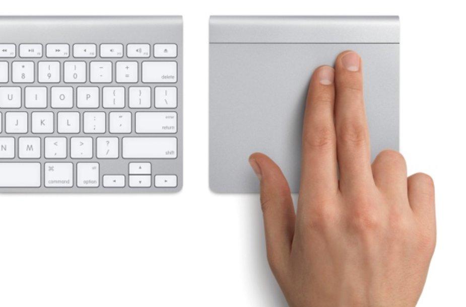 """Apple"" ""Magic Trackpad""."