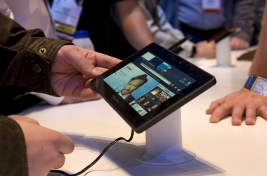 """""""Blackberry"""" """"PlayBook"""" planšetinis kompiuteris"""