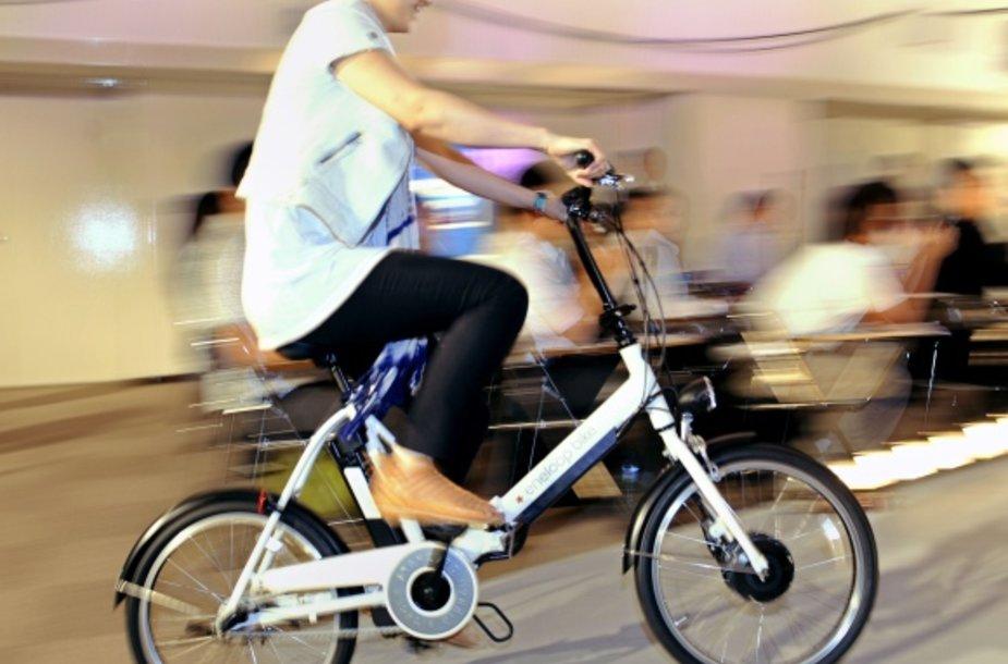 Elektroninis dviratis