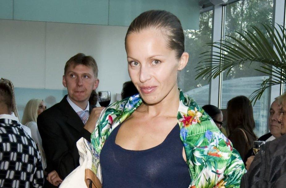 Vaida Grikšaitė-Česnauskienė