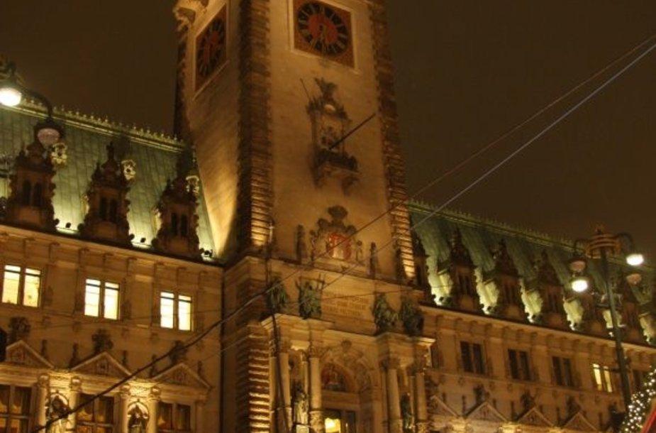 15min.lt skaitytojos Kalėdos Hamburge