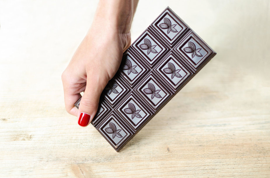 Šokolado plytelė