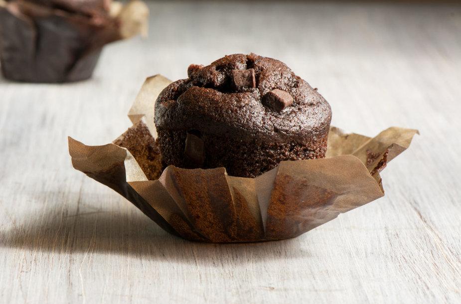 Šokoladinis keksiukas