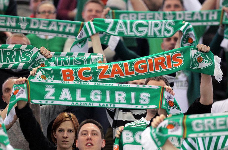 """""""Žalgiris"""" – """"Brose Baskets"""""""