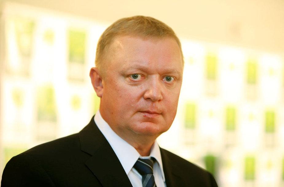 Treneris Antanas Vingilys
