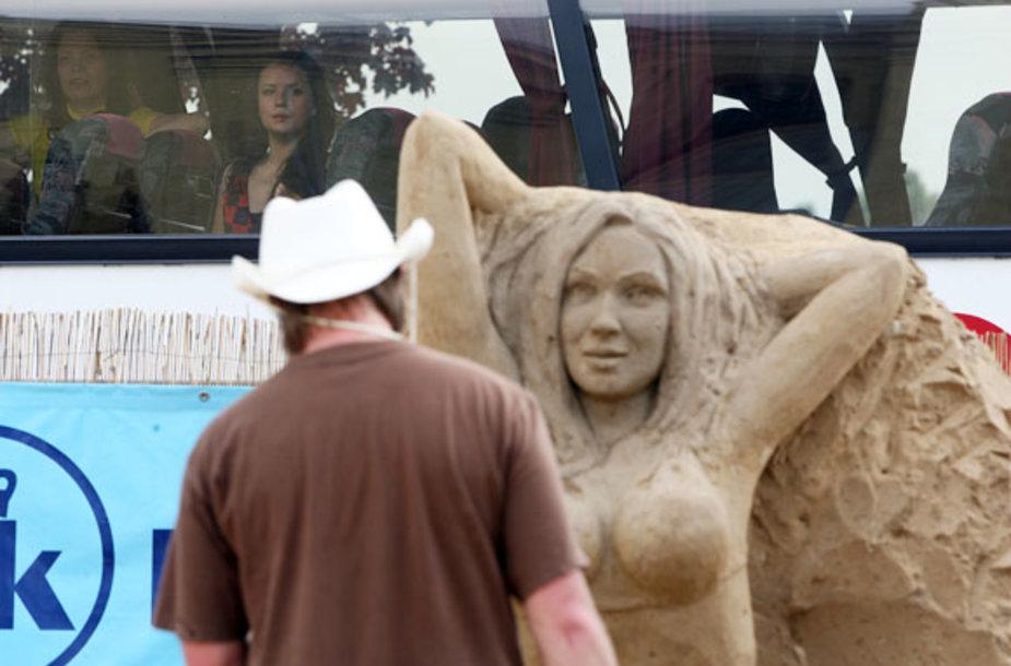 Skulptūrų parke