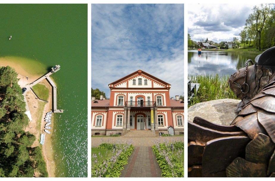 Molėtų rajono turizmo objektai jau laukia lankytojų