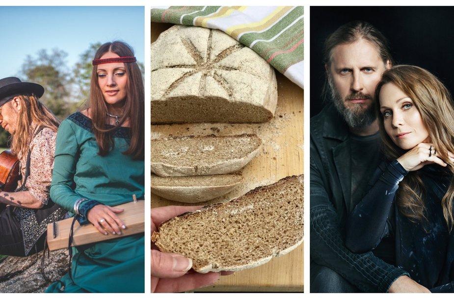 Festivalyje Laumės juosta bus galima pasimokyti kepti duoną ir išgirsti mėgstamų grupių muzikos (1)