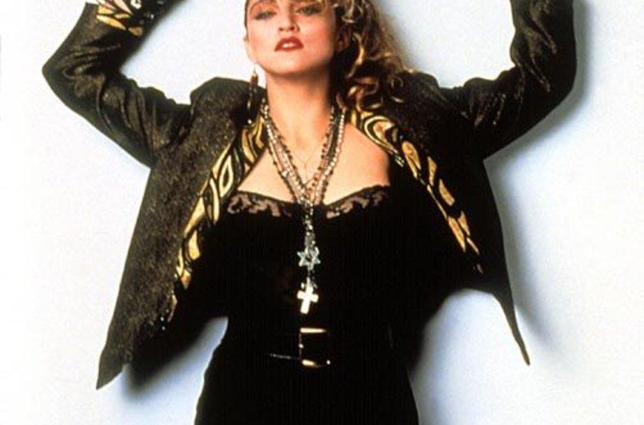 Terasoje skambės ir Madonnos kūriniai.