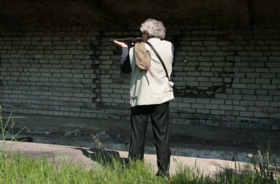 Klaipėdos savivaldybė nori nugriauti Birutės g. esančią buvusią šaudyklą.