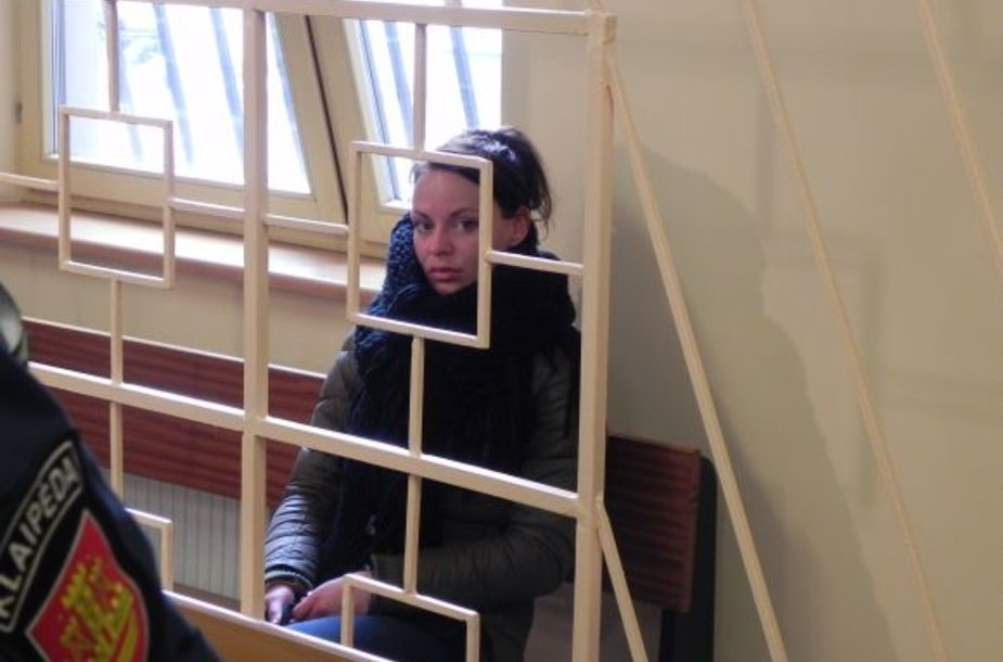 V.Filiponenko Klaipėdos apylinkės teismas leido sulaikyti dviems mėnesiams.