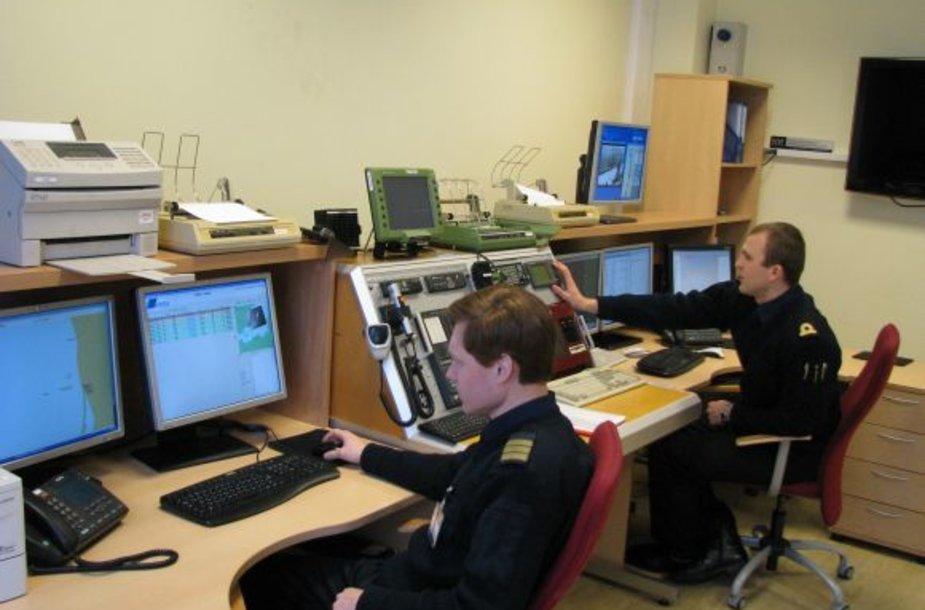 Jūrų gelbėjimo koordinavimo centro budėtojai neva gavo pagalbos šauksmą.
