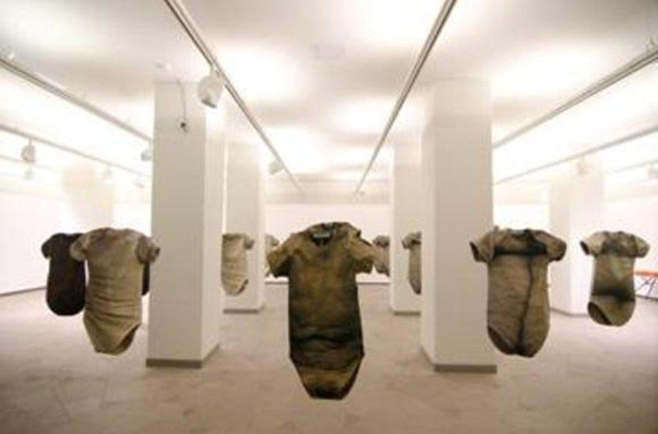 Klaipėdiečiai ketvirtadienį atvers parodą vientoje Berlyno galerijoje.