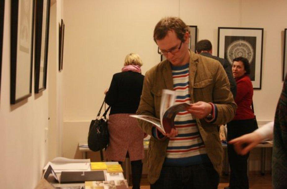 Knygų konkurse dalyvauja dešimt leidyklų, pateikusių naujausius spaudinius.