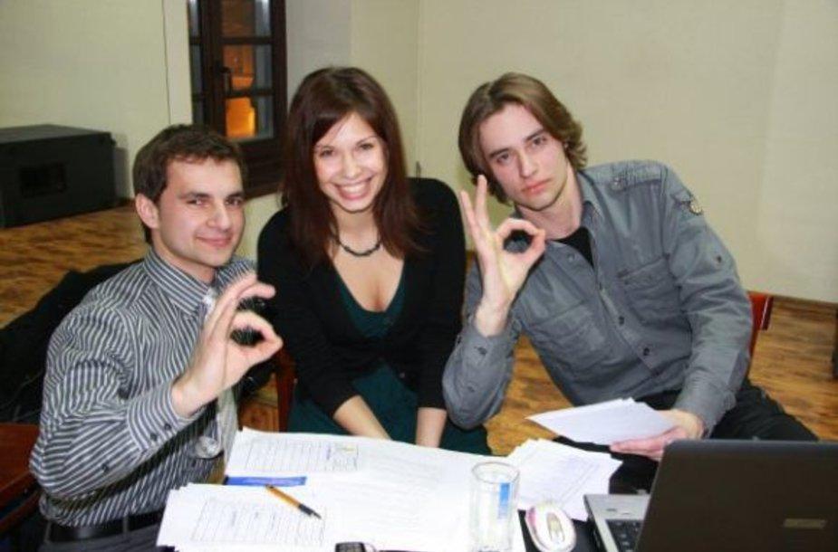 Intelektualaus žaidimo organizatoriai žada ir daugiau intriguojančių turnyrų.