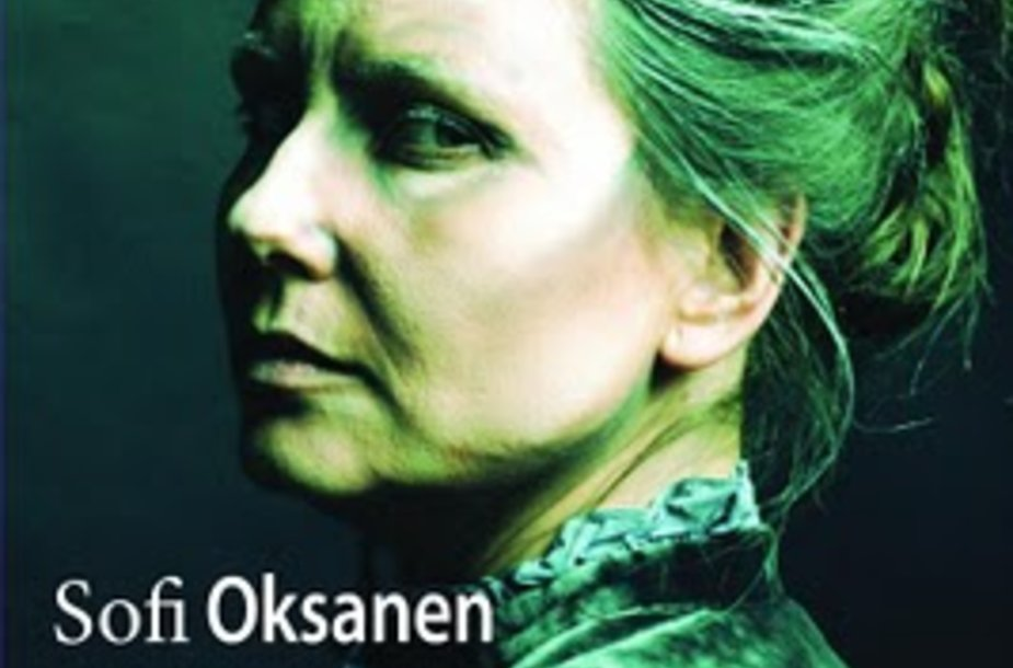 """Sofi Oksanen """"Valymas""""."""