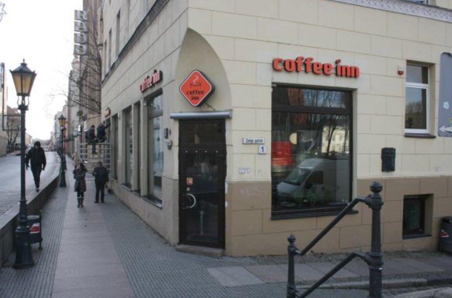 Klaipėdoje atveriama nauja kavinė.