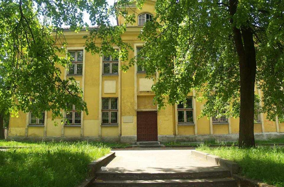 Buvusi Vydūno mokykla tapo kūrybinėmis dirbtuvėmis.