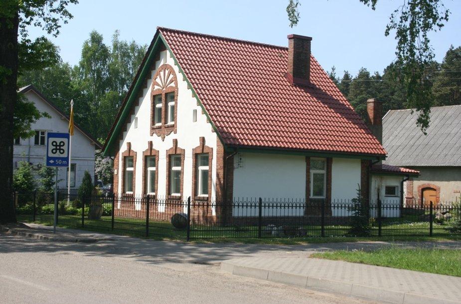 Kintai išlaikė vokiečių architektūrinį palikimą.