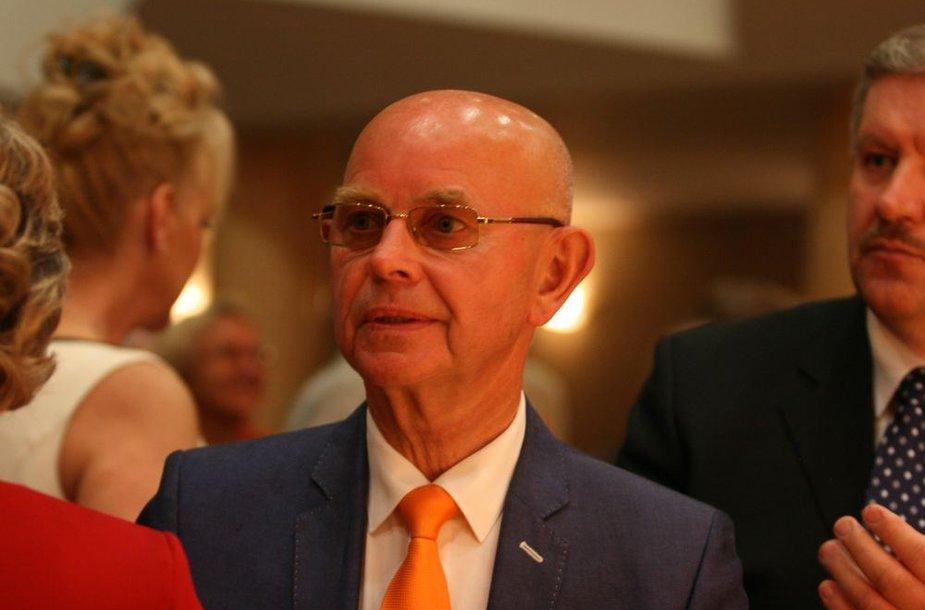 Neringos meras Antanas Vinkus