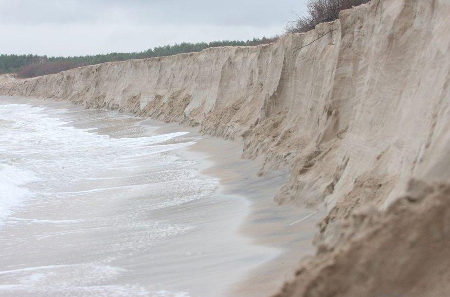 Paplūdimys Palangoje